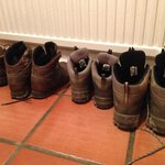 Walker's boots