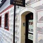 Pension U Zamku - The Entrance