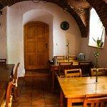 Pension U Zamku - The Breakfast Room