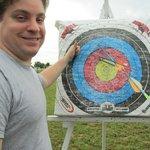 Jason on target.