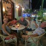 Hotel Flora bar