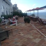 spectacular terrace...