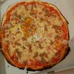 Pizza de 35 cm