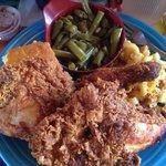 Yummy fried chick Sundays... In off season!