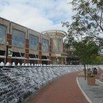 Lexington Center Front Side