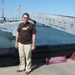 At USS Bowfin.