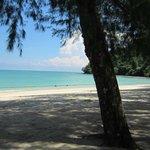 Island tour with Zainol - gorgeous beaches!