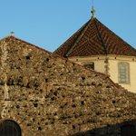 vista desde la hab hacia iglesia san agustin