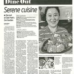Food Critic Review from Ventura County Star