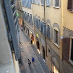 Via della Condotta from the third floor
