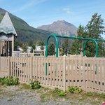 Playground at Park.