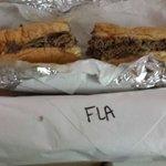 The Fla....Cheese steak