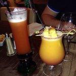 Cocktails très bons!