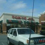 Tokyo Japanese Steakhouse     402 E Church St, Cartersville