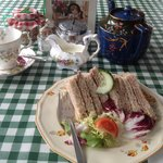Vintage Lindy Lou Tea Room