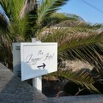 Signpost to a wonderful holiday