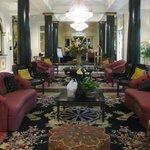 Lobby of Bourbon Orleans