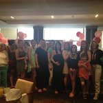 My daughter's baby shower ������