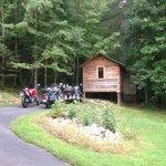 4 person cabin