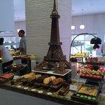 Deserts at buffet