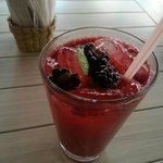"""Blackberry"" Soda gourmet"