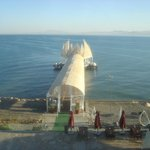 Brücke auf den Vansee