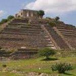 Esta Gran pirámide se encuentra en el Pueblito