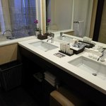 rm 1164, his and her sinks