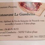 Photo de Le Gambetta