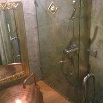 Badezimmer am Doppelzimmer