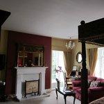 Foto de Plas Dinas Country House