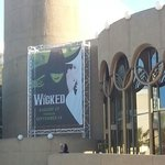 Closing night of Wicked 9/14/14