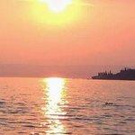 view by lake