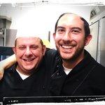 gli chef Renato e Davide