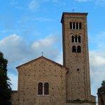 san francesco RA - facciata e campanile