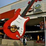 Fachada Hard Rock.
