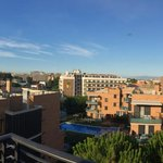 View from the terrace of Apt.203 of Siurana Building