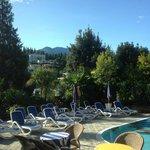 Pool at Hotel Royal, Riva del Garda
