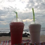 Petite pause sur la plage