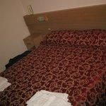 la camera piccola ma intima