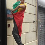 Miss Liberty from Spain