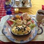 déjeuner du dimanche matin