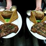 Best steaks in town!