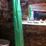 Banheiro quarto 09, mau cheiro