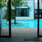 pool acces