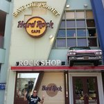 Hard Rock Universal Studios Osaka