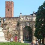 Arco del palazzo del Territorio