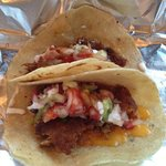 The Gusto Pork Taco
