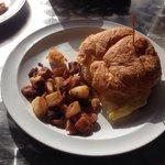The Bahama Croissant