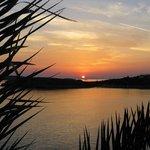 Batsi sunset